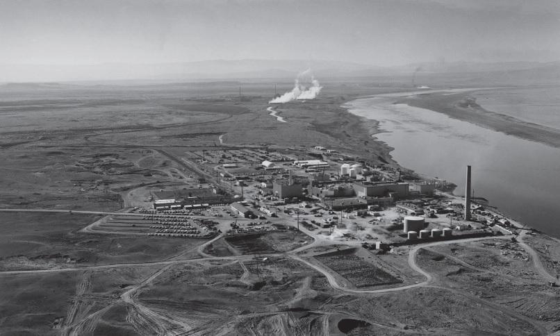 ハンフォード核施設