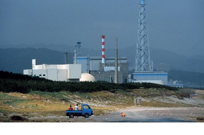 東海村の核燃料加工施設